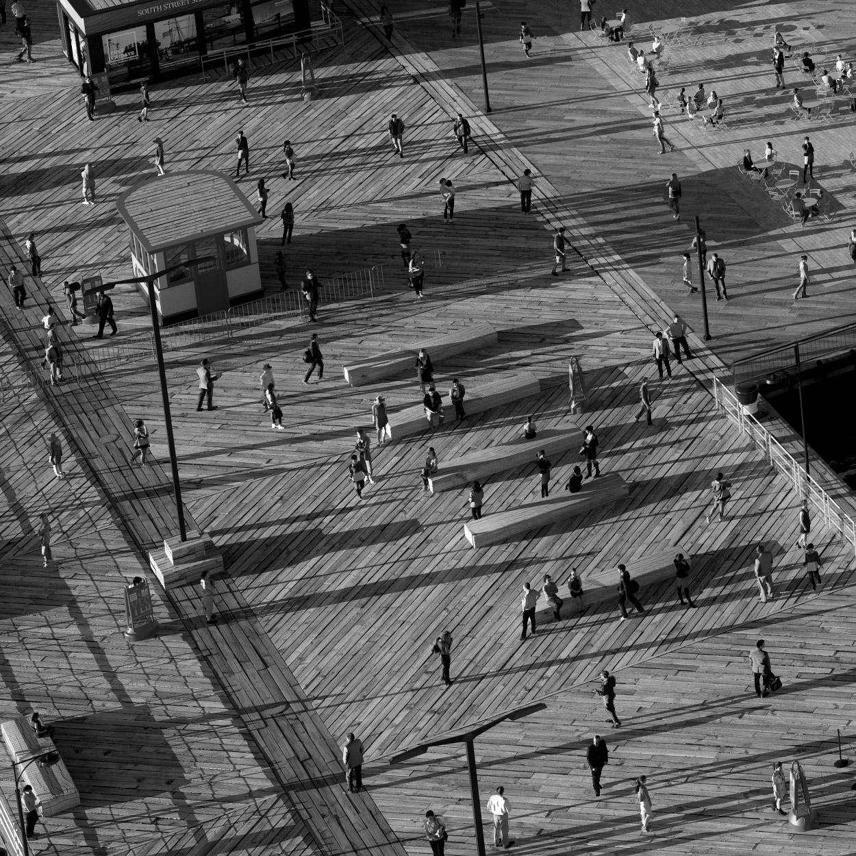 Pier 17 - Aerial